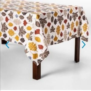 Threshold  Table Cloth Oblong NWT
